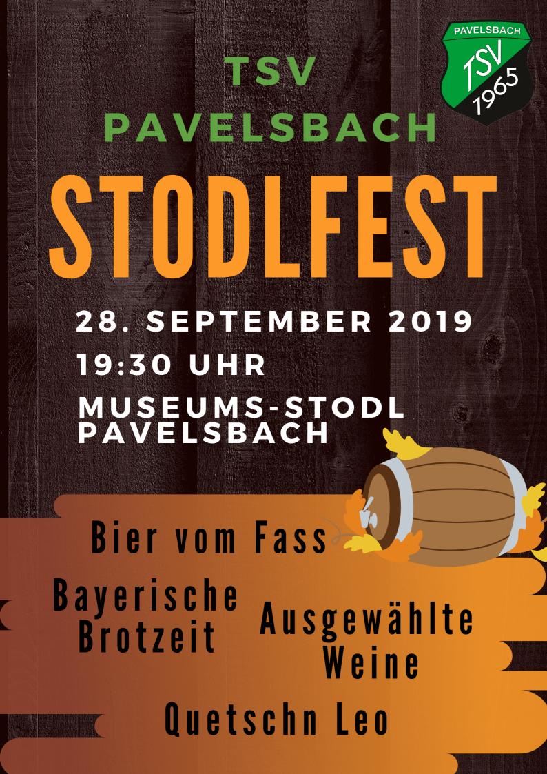 Stodlfest 2019